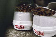 da67966e38 A Closer Look at the Vault by Vans Pony Hair and Leather Pack ...