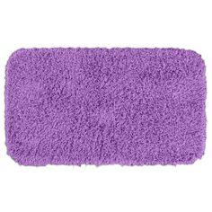 Garland Rug Bentley Shag Bath Rug - 30'' x 50'', Purple