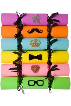 Tatty Devine Deluxe Christmas Crackers - Make Your Own Jewellery