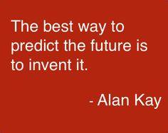 "Alan Kay - ""the future"""