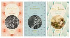 Proposal for The Collectors Library small format hardback editions: Pan Macmillan. Pan Macmillan, Les Miserables, Travel Light, New Work, Proposal