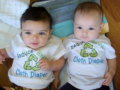 Take a look at these super sweet photos from our 2013 Great Cloth Diaper Change event