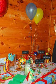 Wonder Pet's Birthday Party Animal Birthday, 3rd Birthday, Birthday Parties, Birthday Ideas, Wonder Pets, Party Themes, Party Ideas, Animal Party, Event Planning