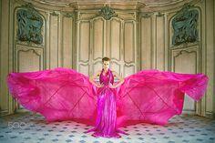 Elegance in Pink by lostaussie. @go4fotos
