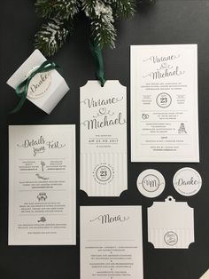 Wedding Stationery, Wedding Invitations, Paper Goods, Thanks, Wedding Invitation Cards, Wedding Invitation, Wedding Announcements, Wedding Invitation Design
