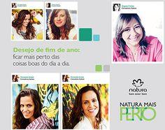 Natura | Mais Perto AQUI TEM PROMOÇÃO rede.natura.net/espaco/elisacamarate