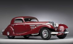 Mercedes Benz 540 K Coupe