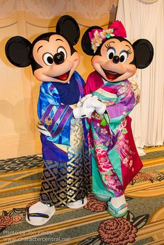 Tokyo Disney 30th Anniversary Event - Mickey & Minnie Mouse