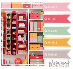 Color Crush Palette   image credit ★ land of nod