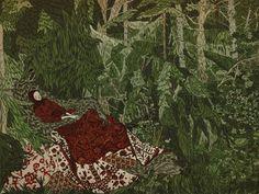 Červená Karkulka by Tin Can Forest