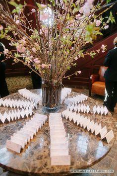 Turning Stone Resort Casino Shenendoah Clubhouse Cherry Blossom Card Display