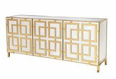 Bernhardt Furniture Soho Luxe Sideboard in Soho Luxe - Bernhardt Furniture - Brands