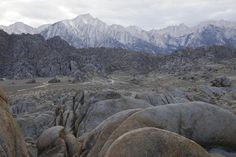 300+ films were shot at Alabama Hills from 1920s - 1950s. http://on.doi.gov/1t2alaN #DiscoverTheDesert #SeeBLM #history