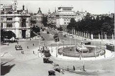 Old Madrid (La Cibeles)