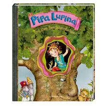"""Pipa Lupina und ihre Baumhausbande.Pipa Lupina ist unsere neue, kunterbunte Figur im Bilderbuch! Gemeinsam mit ihren Freunden wohnt sie unter dem Blätterdach eines alten, magischen Baumes am Rande von Mutzhausen. Hier ist immer etwas los! """"Mutzhausen ist total verkleckst!"""", krächzt Pepe, der Rabe, eines frühen Morgens. Pipa macht sich erstaunt auf den Weg, um nachzusehen. Tatsächlich: Der Bach, der mitten durch Mutzhausen fließt, ist mit Farbe verschmutzt..."""