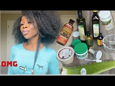 3 WAYS TO MIX OILS + ALEO VERA FOR MASSIVE HAIR GROWTH | 7 OILS FOR LONGER, THICKER, HEALTHIER HAIR - YouTube