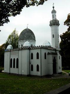 Kaunas Mosque in Centras eldership - Lithuania