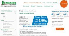 Finanziamento Online Findomestic