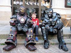 Iron friends ;)