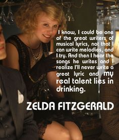 Love this quote from Midnight in Paris!