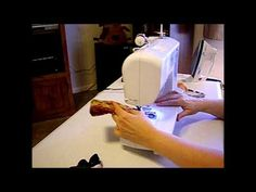 How to Make a Simple Doll Skirt Pt. 3