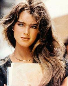 Most Beautiful Faces, Beautiful Celebrities, Beautiful Eyes, Brooke Shields Young, Vaquera Sexy, Foto Portrait, Richard Avedon, Mi Long, Classic Beauty