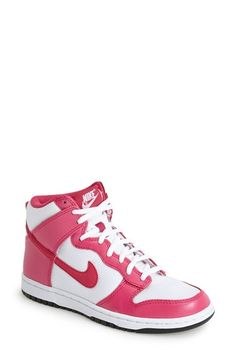 Nike 'Dunk High Skinny' Sneaker (Women) available at #Nordstrom