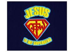 Superhero idea - bible