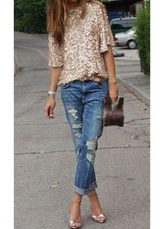 dafd1b88c057e 27 Best Sequin top images