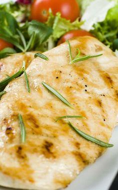 Rosemary-Lemon Oven-Fried Chicken | Food | Pinterest | Chicken, Oven ...