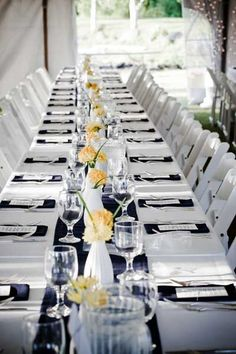 Nearly Nautical Nuptials: The Reception Space :  wedding maine pictures pro pics recap Tent Ta01 tent_ta01