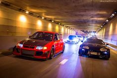 Mitsubishi Evolution's photo.