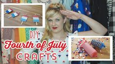 The One with the DIY Fourth of July Crafts