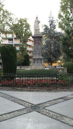 Granada, Plaza, Sidewalk, World, Mariana, Cities, Grenada, Side Walkway, Walkway