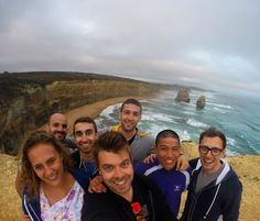 Such an epic Birthday weekend on the Great Ocean Road!  #greatoceanroad #roadtrip #12apostles #oceandrive #Melbourne #australia #downunda #straya #GoPro by tri.med.eric