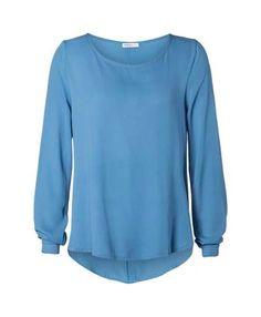 Poe Shirt in Blue