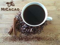 Start-up norte-americana lança chá de chocolate