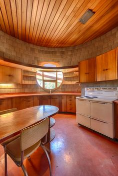 A Frank Lloyd Wright kitchen, Phoenix, AZ
