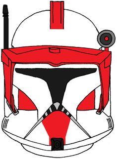 Clone Trooper Commander Fox's Helmet 1