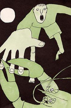 ¤ Tomi Ungerer. french illustrator and children books writer and illustrator.