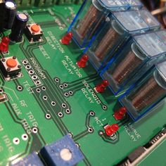 inform design - electronic circuit design, PCB layout, control systems, PIC programming