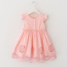 Aliexpress.com: Comprar Nueva llegada 2016 de la muchacha del vestido del verano para los niños ropa princesa lindos vestidos vestido de vestido de las mujeres más el tamaño fiable proveedores en Little Lisa