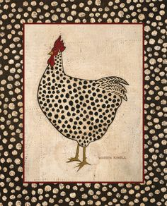 ...Warren Kimble ~ American Folk Art