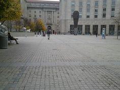 Woodrow Wilson Plaza