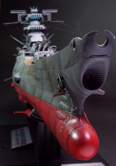 1/500 scale Space Battleship Yamato 2199: What a masterpiece! Completed + WIP. Full Photoreview No.41 Big or Wallpaper Size Images, Info