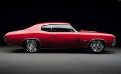 '72 Chevy Chevelle SS