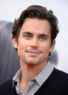 Matt Bomer. I know I already pinned a picture of him.... But I just like to look at him. He's so beautiful.