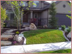 Portentous Small Yard Landscaping Ideas Front Yard