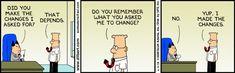 Change management humor
