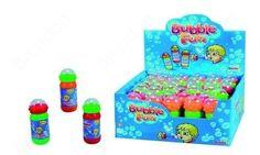 Simba bublifuk Bubble Fun 60ml mixed colors